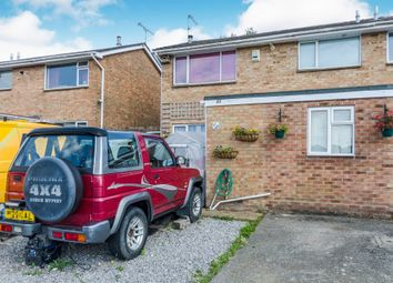 Thumbnail 3 bedroom detached house for sale in Dugdell Close, Ferndown
