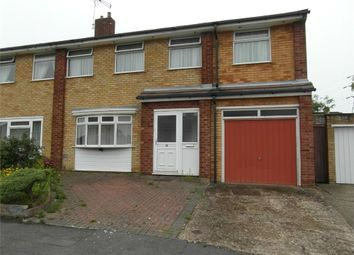 Thumbnail 4 bed end terrace house to rent in Bruce Drive, South Croydon, Surrey