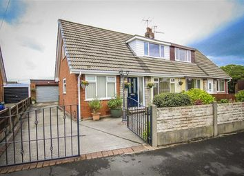 Thumbnail 2 bed semi-detached bungalow for sale in Longfield Avenue, Coppull, Lancashire