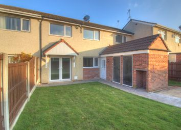Thumbnail 3 bed town house for sale in Barnsley Close, Killarney Park, Rise Park, Nottingham