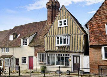 Thumbnail 4 bed terraced house for sale in High Street, Staplehurst, Tonbridge, Kent