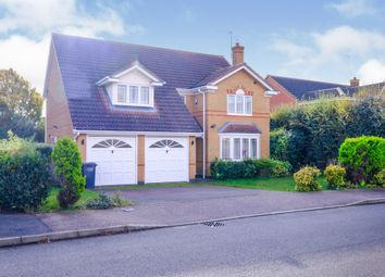 4 bed detached house for sale in Balland Way, Wootton, Northampton NN4