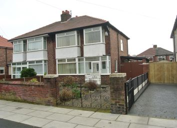 Thumbnail 3 bed semi-detached house for sale in Page Moss Lane, Dovecot, Liverpool