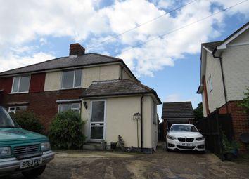 Thumbnail 4 bed semi-detached house for sale in Sudbury Road, Gestingthorpe, Halstead