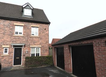 Thumbnail 4 bed terraced house for sale in Lewis Walk, Kirkby, Liverpool