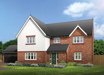 Thumbnail 5 bed detached house for sale in Halstead Common Lane, Lach Dennis, Northwich
