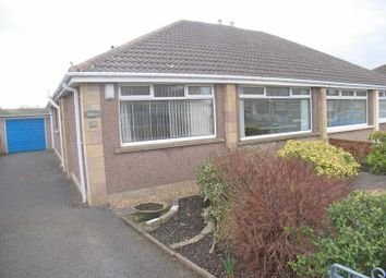 Thumbnail 2 bed semi-detached bungalow to rent in Hamilton Road, Morecambe