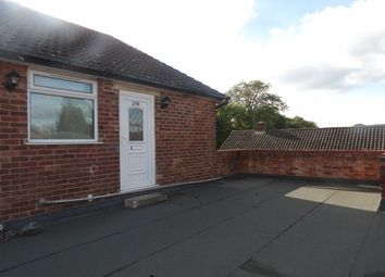Thumbnail 1 bed flat to rent in Valley Road, Clay Cross, Chesterfield