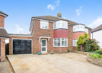 Thumbnail 3 bed semi-detached house for sale in Princes Close, Sidcup
