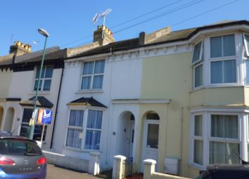 Thumbnail 2 bedroom terraced house to rent in Crescent Road, Bognor Regis, Bognor Regis