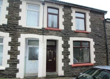 Thumbnail 3 bed terraced house for sale in Princess Street, Treforest, Pontypridd