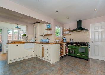 Thumbnail 3 bedroom semi-detached house for sale in Broadway, Yaxley, Peterborough