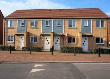 Thumbnail 2 bed terraced house for sale in Deepdale Avenue, Stockton-On-Tees