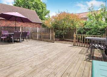 Thumbnail 4 bed semi-detached house for sale in The Laurels, Barlby