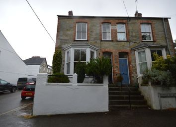 Thumbnail 3 bed semi-detached house to rent in Truro