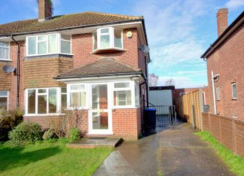 Thumbnail Semi-detached house to rent in Elderfield Road, Stoke Poges, Slough