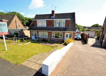 Thumbnail 3 bedroom semi-detached house for sale in Lothian Crescent, Penylan