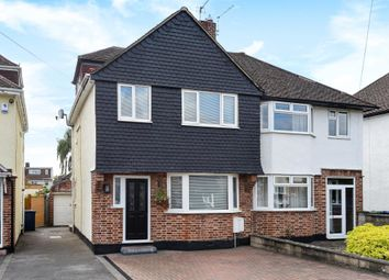 Thumbnail 4 bed semi-detached house for sale in Bodley Road, Oxford