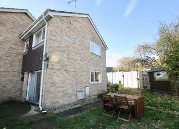 Thumbnail 2 bed end terrace house for sale in Clements Close, Wells