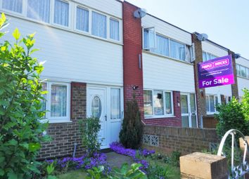 Thumbnail 3 bed terraced house for sale in Coolfin Road, London