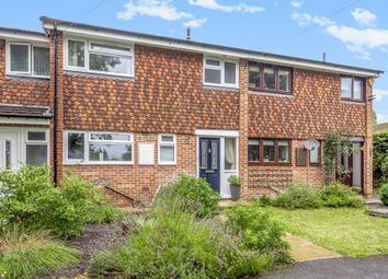 Thumbnail 3 bed terraced house for sale in Ecchinswell, Newbury