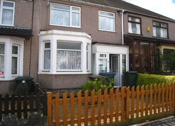 Thumbnail 3 bedroom terraced house for sale in Elgar Road, Courthouse Green, Coventry