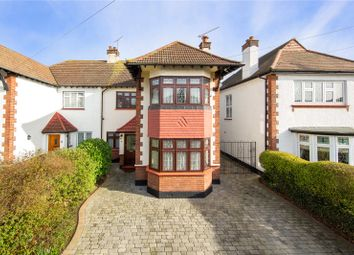 Thumbnail 3 bed semi-detached house for sale in Elm Avenue, Upminster
