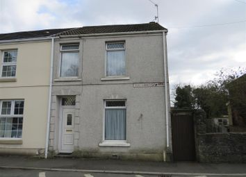 Thumbnail 2 bed semi-detached house for sale in Maescanner Road, Dafen, Llanelli