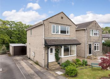 Thumbnail 3 bed detached house for sale in Sandholme Close, Giggleswick, Settle, North Yorkshire