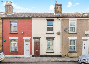 Thumbnail 2 bed terraced house for sale in West Street, Gillingham