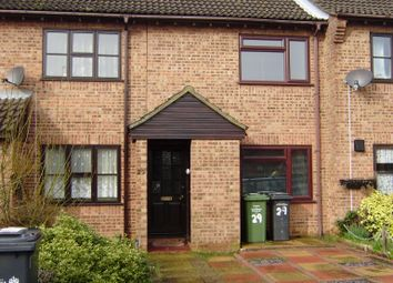 Thumbnail 2 bed terraced house to rent in Jennings Close, Heacham, King's Lynn
