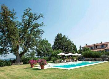 Thumbnail 10 bed farmhouse for sale in Near Montebamboli, Massa Marittima, Tuscany, Italy