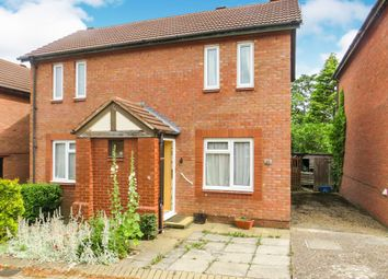 Thumbnail 3 bed detached house for sale in Cavenham, Two Mile Ash, Milton Keynes