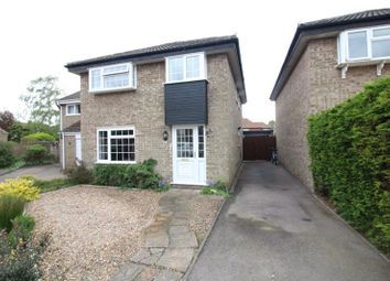 Thumbnail 4 bedroom detached house for sale in Billing Close, Old Catton, Norwich