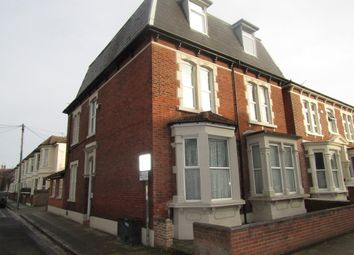 Thumbnail 4 bed flat to rent in St. Edwards Road, Southsea