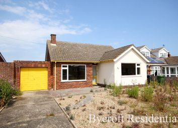Thumbnail 3 bed detached bungalow for sale in Arnold Avenue, Caister-On-Sea, Great Yarmouth