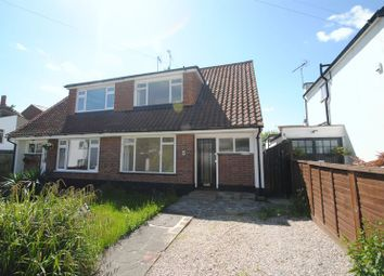 Thumbnail 3 bed semi-detached bungalow to rent in Westleigh Avenue, Leigh-On-Sea