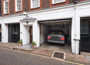 Thumbnail Parking/garage for sale in Little Dorchester Court, Pavilion Road, London