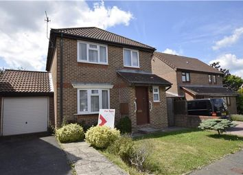 Thumbnail 3 bed detached house for sale in Constable Way, Bexhill-On-Sea, East Sussex