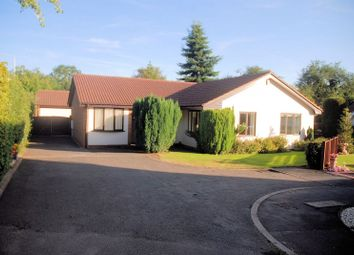 Thumbnail 3 bed bungalow for sale in Priorfields, Ashby-De-La-Zouch