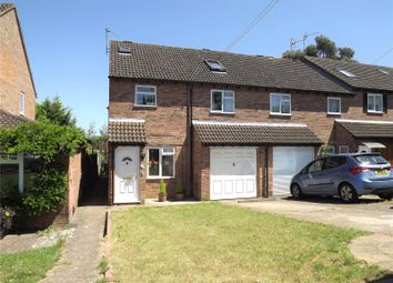 Thumbnail 4 bed end terrace house for sale in Stapleton Close, Marlow, Buckinghamshire