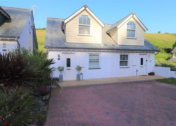 Thumbnail 3 bed semi-detached house for sale in Trerose Coombe, Downderry, Torpoint
