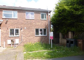 Thumbnail 2 bed end terrace house for sale in The Innings, Sleaford