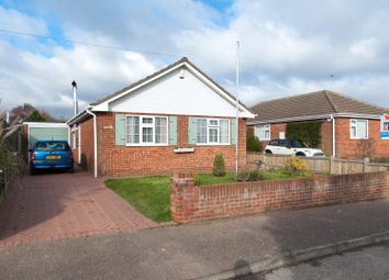 Thumbnail 2 bed detached bungalow for sale in Nelson Park Road, St. Margarets-At-Cliffe, Dover