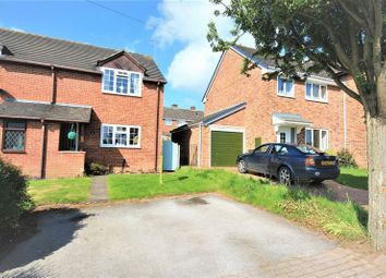 Thumbnail 2 bed semi-detached house for sale in St. Oswalds Close, Malpas