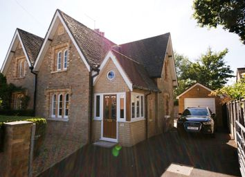 Thumbnail 2 bed semi-detached house to rent in Lake Road, Hamworthy, Poole