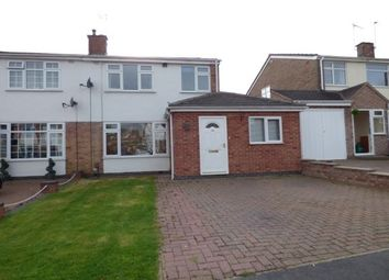 Thumbnail 3 bed property to rent in Morse Road, Whitnash, Leamington Spa