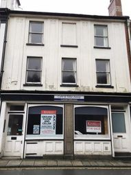 Thumbnail Terraced house for sale in Ground & Lower Ground Floor, 6-8 Church Street, Launceston, Cornwall