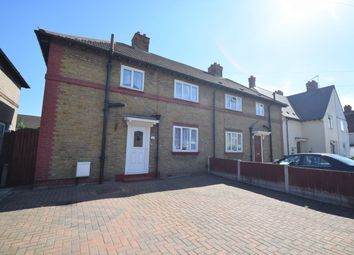 Thumbnail 2 bedroom semi-detached house to rent in Macdonald Avenue, Dagenham
