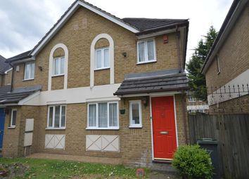 Farrow Lane, New Cross Gate, London SE14. 3 bed semi-detached house